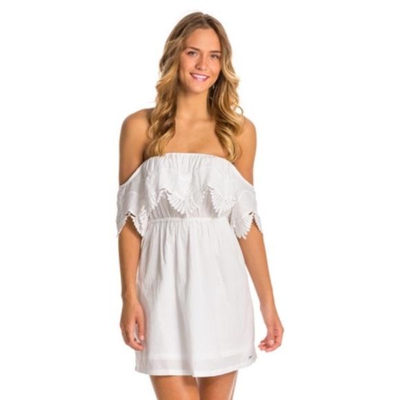 5cbb3bfbcb78 Rip Curl Dresses | Off The Shoulder Flowy Dress | Poshmark